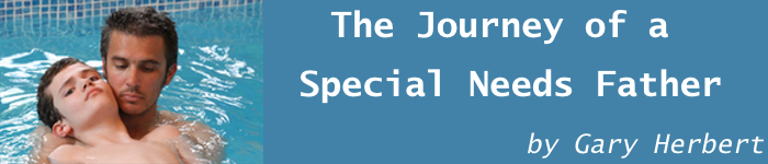 JSNF Blog No 2 - A Line Drawn in the Sand !  The Journey of a Special Needs Father by Gary Herbert